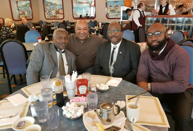Breakfast with the Grand Basileus